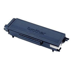 Black Toner Cartridge compatible with the Brother TN-550