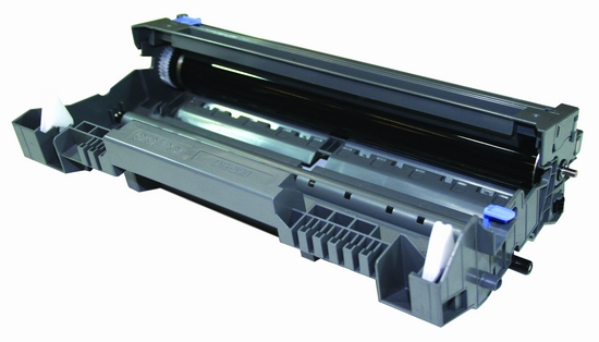 Black Drum Cartridge compatible with the Brother DR520