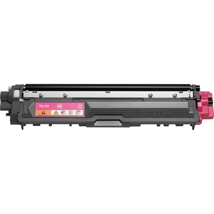 Replacement Magenta Toner Cartridge compatible with the Brother TN225M