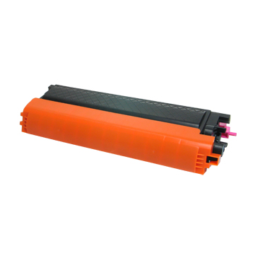 Magenta Toner Cartridge compatible with the Brother TN 115M